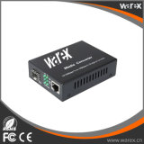Buen funcionamiento para el convertidor de los media 10G, 1X 10G-T RJ45 a 1X10G-SFP.