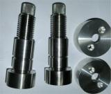 CNC maschinell bearbeitete Aluminiumteile, Soem-Aluminiumpräzision CNC-maschinell bearbeitenteile