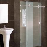 El tubo redondo de la Puerta de ducha de alta calidad conjunto de normas de aplicación (A007)