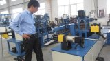 De Machine van de Gesp van het staal om de Vouwbare Doos van het Triplex Te maken