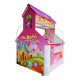 Colorida confitería dulces garras Toy Claw el juego de Arcade, pinza de la máquina