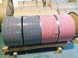 Envase de alimento coloreado de la hoja de Alumium para el uso de la cocina