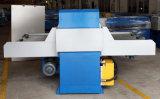 Cartulina hidráulica que empaqueta con la cortadora plástica de prensa de la ventana (HG-B80T)