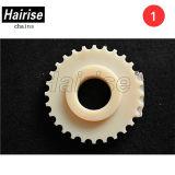 Roda Dentada Hairise 2350 para flexibilizar o sistema transportador de corrente