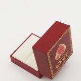 カスタム設計しなさい甘い結婚式の宝石類のリングボックス(J37-A2)を