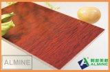 ACP-Blatt, Feuer A2 Nenn-ACP-Panel mit PE/PVDF Beschichtung