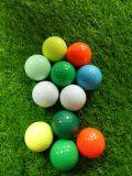 Em branco personalizadas promocionais golf balls coloridos