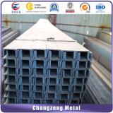 Горячий перекатываться мягкая сталь Сталь для каналов (CZ-C20)