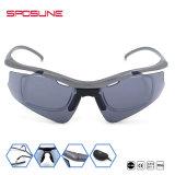 Непосредственно на заводе съемные близорукости рамы серый объектив солнечные очки солнечные очки спортивной одежды