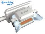 Equipo de congelación gordo de la belleza de la dimensión de una variable de la carrocería de Coolplas Cryolipolysis de 3 manetas del tratamiento