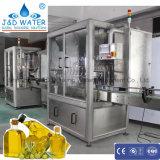 Llenado de aceite de máquina de sellado automático para botella de plástico o vidrio