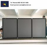"""130 """" 2.35:1, 3D Vaste Kristal Lighit van de Nadruk van het Scherm van het Frame Lange Omringende Zwarte"""