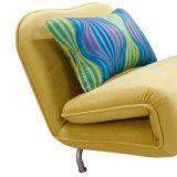 Sola silla giratoria moderna del sofá con la función de la base de sofá
