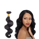 Le corps humain péruvienne à bon marché d'onde hair extension cheveux produits capillaires Bundles Jfy-005