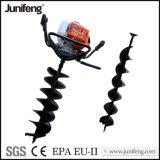 Perforadora picadora del orificio de poste 6300