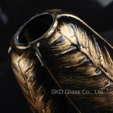 Handprint, das dekoratives Glas I029 durchbrennt