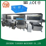 Rondelle de panier et machine à laver industrielles de plateau