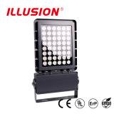 IP68 luz de inundación de aluminio de fundición a presión a troquel del poder más elevado LED