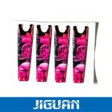 Kundenspezifischer Druck-dekorativer runder anhaftender freier Abdeckung-Kleber-Aufkleber
