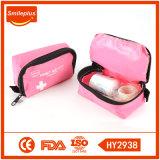 Smielplus HY2938 Sac nylon rose enfant/bébé Trousse de premiers secours