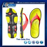 EVA de alta qualidade de cor duplo do molde da sapata do molde de injeção