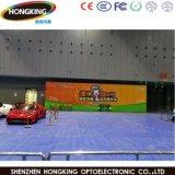 Visualización de LED de interior a todo color de la alta calidad para hacer publicidad