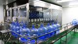 5 galón de agua potable purificada embotellada lavado monobloque de llenado y tapado