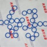 Fvmq 70 80 90の青のゴム製シールのOリング