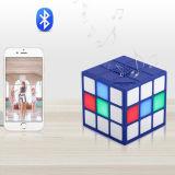 Sprekers van het Kanon van Bluetooth van Rubik de Mini - Lage Doos - Correcte Insteek Creatieve Draagbare