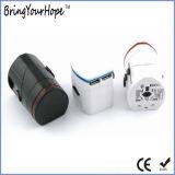 Adattatore di corsa con il caricatore doppio del USB (XH-UC-040)