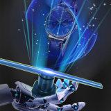 Holográfica en 3D Pantalla Fan de LED para interiores Publicidad