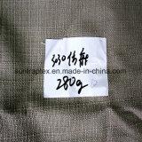 Hometextile를 위한 폴리에스테 Imitation Jacquard Linen Fabric