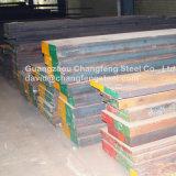 1.2080 Barra lisa de aço do molde da trabalho a frio do aço de liga de D3 SKD1
