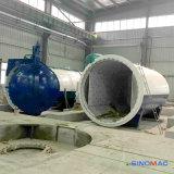 3350X5000mm 수평한 전기 난방 건축 유리제 오토클레이브 (SN-BGF3350)