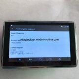 """New5.0"""" Alquiler de carretilla de navegación GPS marino con Android 6.0 Navegador GPS, transmisor de FM, AV de la Cámara de aparcamiento Sistema Navegador GPS Dispositivo de seguimiento, el Tmc"""