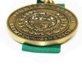 Medalla profesional de la concesión del metal de la producción de encargo del surtidor