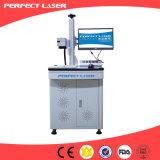 Macchina della marcatura del laser della fibra del contrassegno di colore per il PVC della plastica e del metallo