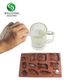 ビール習慣によって個人化されるシリコーンの角氷の皿の卸売の工場のための氷皿のシリコーン