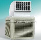 Duto evaporativo do condicionamento de ar da canalização do refrigerador de água do ar