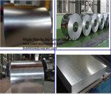 Hoja de acero, Cinc-Revestido (galvanizado) o Cinc-Hierro Aleación-Revestido (Galvannealed) por el proceso en baño caliente