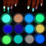 明るいPowder、The Dark PigmentのPhosphorescent Glow