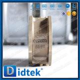 Didtekの二重版のウエファーの青銅の小切手弁