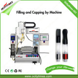 Ocitytimes Atomatic de alta qualidade e líquido de cigarros/CDB máquina de enchimento de óleo