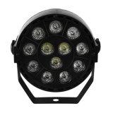 12ПК 1W DJ оборудования Этап Disco мини-Лампа LED PAR