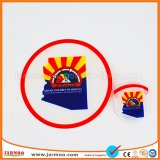 Della fabbrica Frisbee promozionale del tessuto direttamente