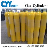 40L azoto de oxigénio de Alta Pressão do Cilindro de gás de Aço Sem Costura de Solda