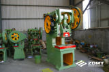 Al pulsar la maquinaria- de la serie J23