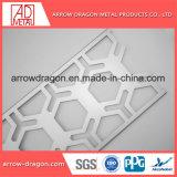 Perforierter Panel-Privatleben-Bildschirm-dekorativer Aluminiumbildschirm-Architekturbildschirm