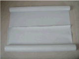 Melhor Venda Protector de piso pegajoso elástico branco