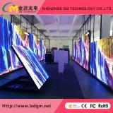전시, 옥외 큰 매체 P10 LED 영상 벽을 광고하는 디지털
